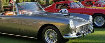 ferrari classic convertible farland classic car restoration