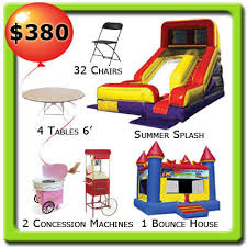 party rentals broward bounce house rental in broward fort lauderdale party rentals