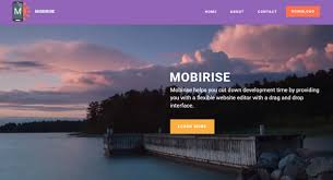 Home Design Software Easy To Use by Building Websites With Mobirise Best Website Builder Software