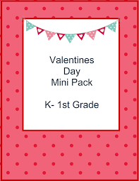 free valentines day mini pack
