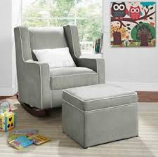 Rocking Chairs For Nurseries Gray Rocking Chair Nursery Furniture Baby Relax Rocker Chairs
