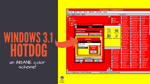 hot themes for windows phone windows 3 1 hot dog stand theme attack of the blog