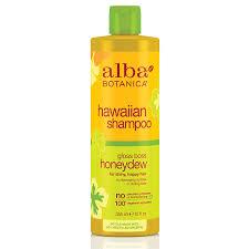 amazon com alba botanica hawaiian coconut milk shampoo 12 ounce