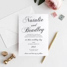 calligraphy wedding invitations natalie calligraphy wedding invitations connie joan