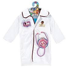 doc mcstuffins costume disney doc mcstuffins dress up doctor coat costume set