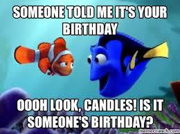 Dory Memes - happy birthday dory meme mne vse pohuj