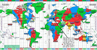 Time Zone Maps by Time In The United States Wikipedia Time Zone Map North America