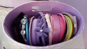 organize hair accessories today s hint 6 budget friendly ways to organize hair accessories