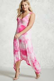 plus size satin maxi dress forever21