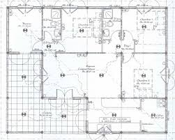 Villa Moderne Tunisie by Cuisine Plan De Villa Sans Ouverture Plan De Villa Plan For Villa