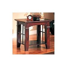 End Tables For Living Room Cherry End Tables Living Room Amazon Com