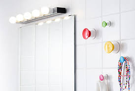 Bathroom Lights Ikea Ikea Light Mirror Vanity With Lights For Bathroom And Mirrors