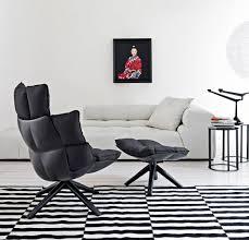 italia design armchair husk b b italia design by urquiola