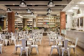 capital kitchen urban farmhouse cafe by mim design atelier