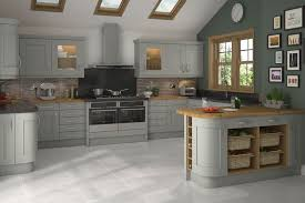 painted kitchen furniture the most contemporary grey painted kitchens home plan elghorba org