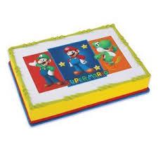 mario cake topper mario brothers edible cake topper toys