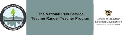 the national parks service teacher ranger teacher program