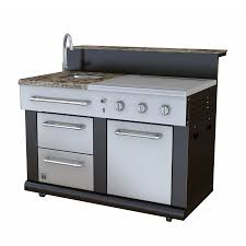 Kitchen Sink Cabinets Lovely Outdoor Kitchen Sink Cabinet Master Forge 3 Burner Modular