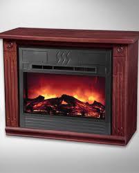 Amish Electric Fireplace Heaters U0026 Fireplaces Shop Oreck