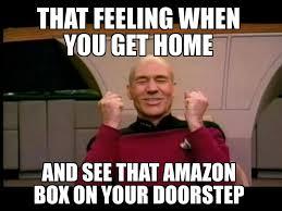 Meme Picard - meme picard box woodland gear