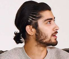 headband men ponytail haircuts best 40 ponytail hairstyles for boys and men