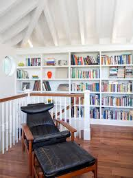 Houzz Bookcases Bookshelves In Attic Houzz