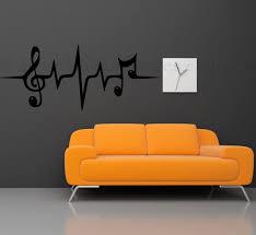 Music Note Wall Decor Astonishing Ideas Music Note Wall Art Interesting 25 Best Ideas