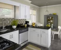 kitchen color ideas with white cabinets attractive kitchen color schemes with white cabinets furniture