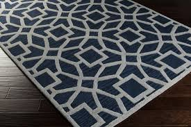 Blue Grey Area Rugs Luxurious Surya Dst 1169 Navy Grey Area Rug And Blue