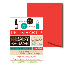 coed baby shower themes co ed baby shower invitations marialonghi