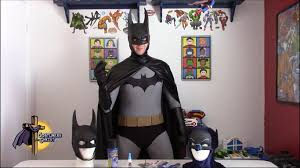 batman arkham city halloween costumes how to make a rubies arkham batman cowl look great youtube