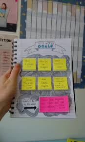 goals planner template best 25 goals planner ideas only on pinterest notebook ideas laurensyy study so i decided to make a sticky note weekly goal planner in my bullet journal to keep me on track with all my short term goals and i can say