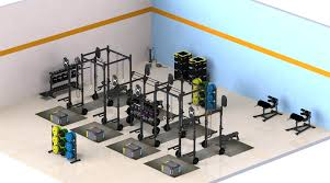 x series solution 2500 square feet 50 ft x 50 ft torque fitness