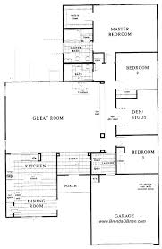 villages of la canada floor plan kb 2045