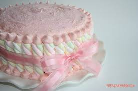 pops and podge marshmallow mother u0027s day baby shower cake