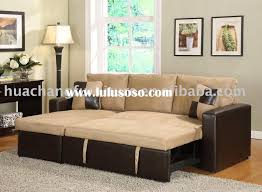 sectional sofas with sleepers decorating comfortable sectional sleeper sofa in cream and dark