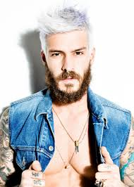 beards u0026 male platinum blonde hair color trends 2017 hairdrome com