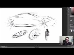 how to sketch car wheels industrial design sketching