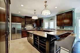 fancy kitchen islands with breakfast bar design home gallery