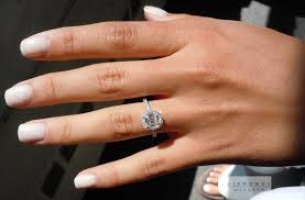diamond hand rings images Cushion cut diamonds chunky diamond diamond halo ring jpg