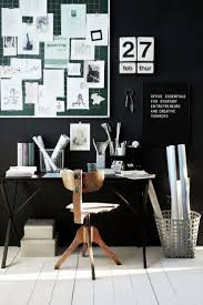 Black And White Home 610 Best For The Home Office Images On Pinterest Office Spaces
