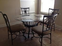 wrought iron kitchen chairs kenangorgun com