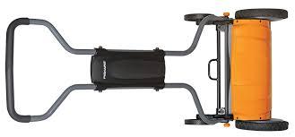 amazon com fiskars 17 inch staysharp push reel lawn mower 6208