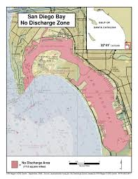 Where Is Monaco Located On A Map No Discharge Zones Ndzs By State Vessels Marinas And Ports