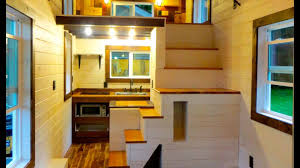 Tumbleweed Tiny House B 53 by Take A Video Tour Of This Tiny House For Sale Youtube