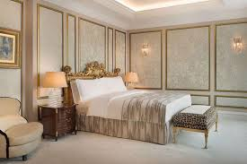 Donald Trump Bedroom Inside Donald Trump U0027s 14 000 A Night Ritz Hotel Room Where He