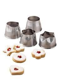 emporte pieces cuisine lot de 4 emporte pièces acheter en ligne atelier goldner schnitt