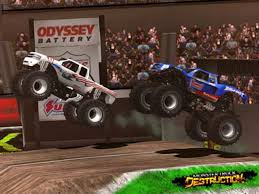 bigfoot monster truck game monster truck destruction rumbles to pc on 11th october gamewatcher