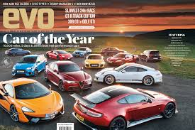 peugeot car of the year evo issue 229 2016 car of the year evo