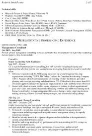 Sample Management Consulting Resume by Business Consultant Resume U2013 Resume Examples